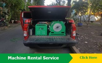 Service Machine Rental
